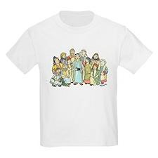 Joseph and Brothers Kids T-Shirt