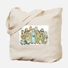 Joseph and Brothers Tote Bag