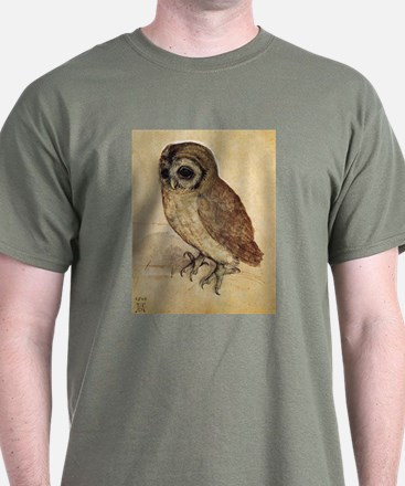 Durer The Little Owl T-Shirt