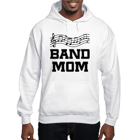 Band Mom Staff Hooded Sweatshirt