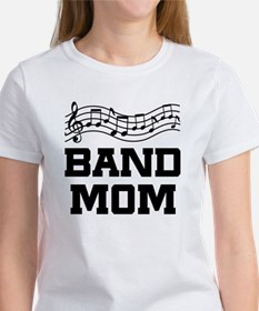 Band Mom Staff Tee