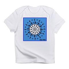 OYOOS Blue Moon design Infant T-Shirt