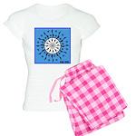 OYOOS Blue Moon design Women's Light Pajamas