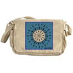 OYOOS Blue Moon design Messenger Bag