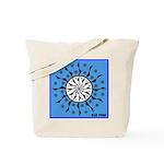 OYOOS Blue Moon design Tote Bag