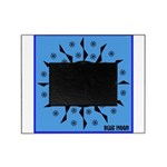 OYOOS Blue Moon design Picture Frame