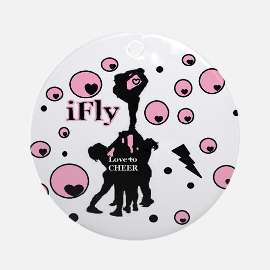 ifly Ornament (Round)
