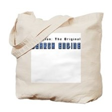 Librarian: The Original Search Engine Tote Bag