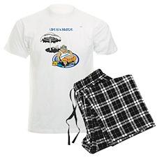 OYOOS Happy Retirement design Pajamas