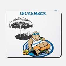 OYOOS Happy Retirement design Mousepad