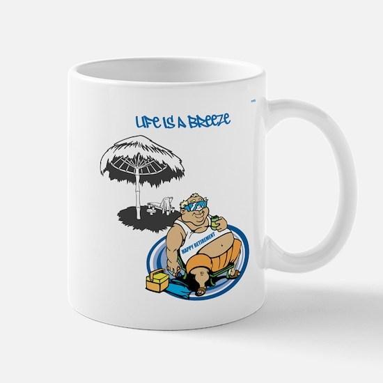 OYOOS Happy Retirement design Mug