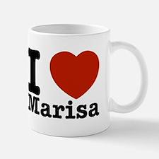 I Love Marisa Mug