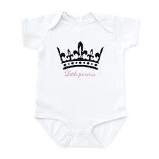 Cute Pink princess Infant Bodysuit