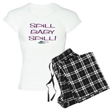 Spill Baby Spill, baby! Pajamas