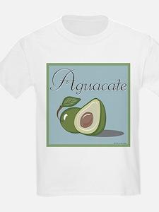 Aguacate Avocado Kids T-Shirt