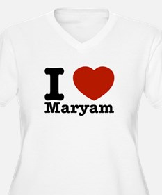 I Love Maryam T-Shirt