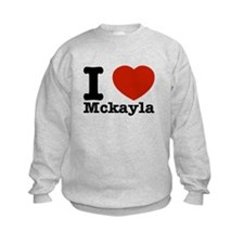 I Love Mckayla Jumpers