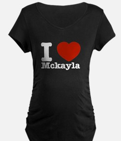 I Love Mckayla T-Shirt