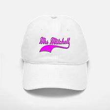 Mrs Mitchell Baseball Baseball Cap