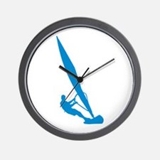 Windsurfer Windsurfing Wall Clock