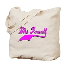 Mrs Powell Tote Bag