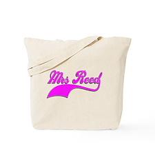Mrs Reed Tote Bag