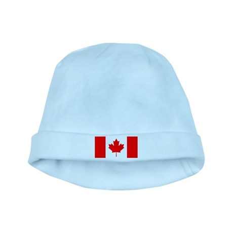 Canada baby hat