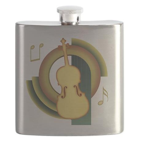 Viola Deco Flask