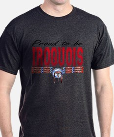 Proud to be Iroquois T-Shirt