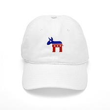 democratic party logo Baseball Cap
