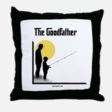 The Goodfther Throw Pillow
