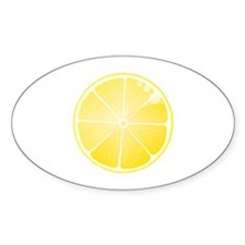 Lemon Decal