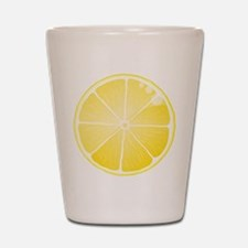 Lemon Shot Glass
