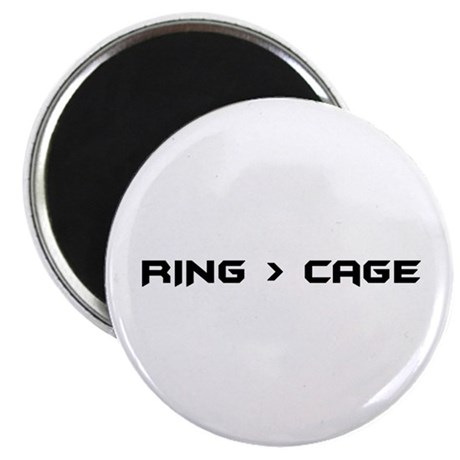 Ring > Cage MMA Magnet