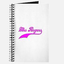 Mrs Rogers Journal