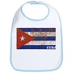 Retro Cuban Flag Bib