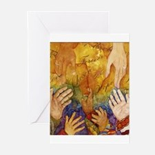 FAMILY TREASURES Greeting Cards