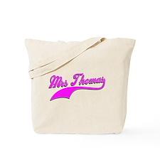 Mrs Thomas Tote Bag