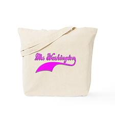 Mrs Washington Tote Bag