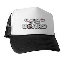 Dart Chairman of the Board Trucker Hat