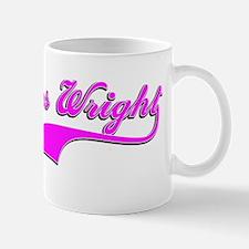 Mrs Wright Mug