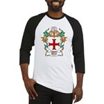 Udall Coat of Arms Baseball Jersey