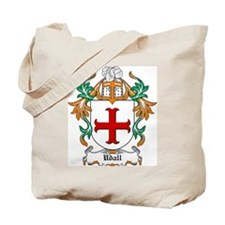 Udall Coat of Arms Tote Bag