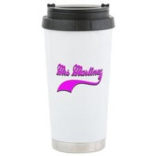 Mrs Martinez Travel Coffee Mug