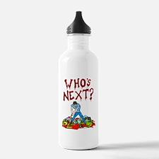 WHos next Water Bottle