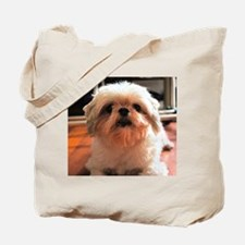Shitzu Babie Tote Bag