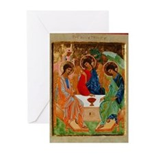 "Icon ""the Hospitality of Abraham"" (Pk of 10)"
