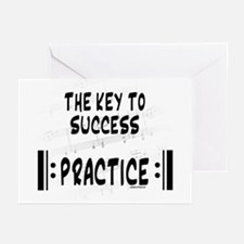 Key to Success Greeting Cards (Pk of 10)