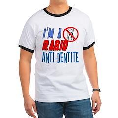 "Seinfeld ""Rabid Anti-Dentite"" Ringer T"