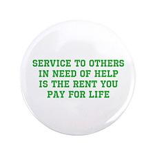 "Service Merchandise 3.5"" Button"